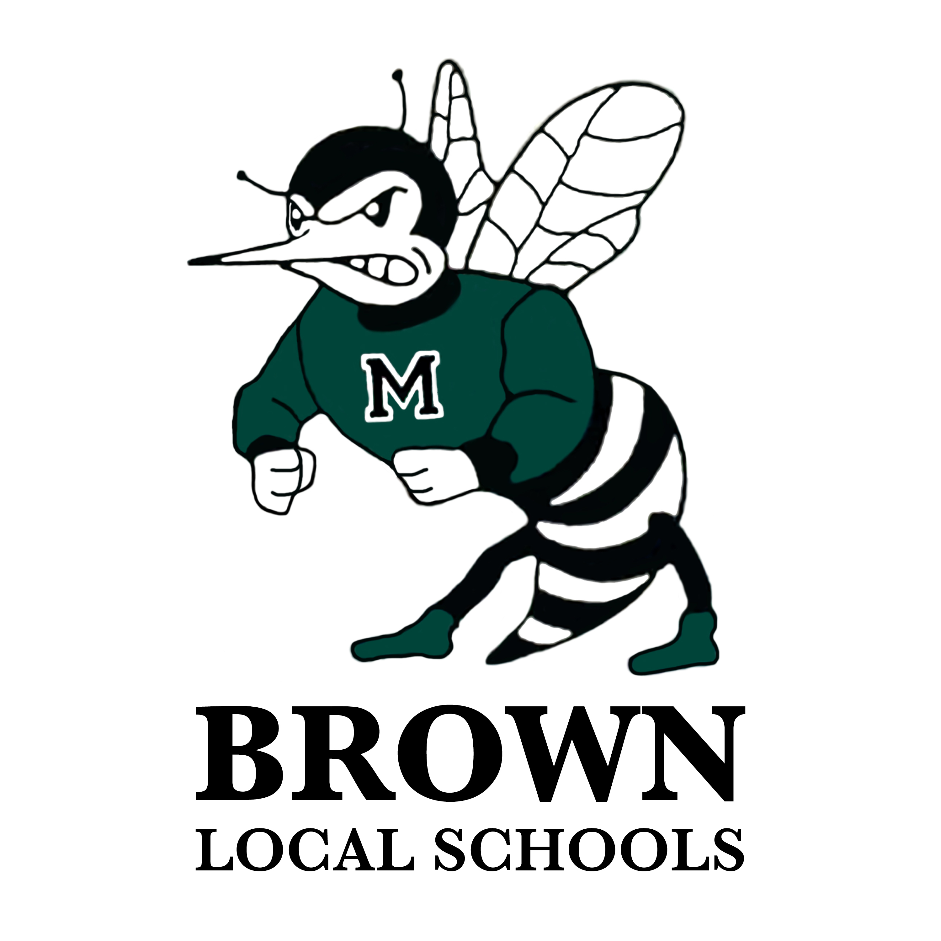 Brown Local logo